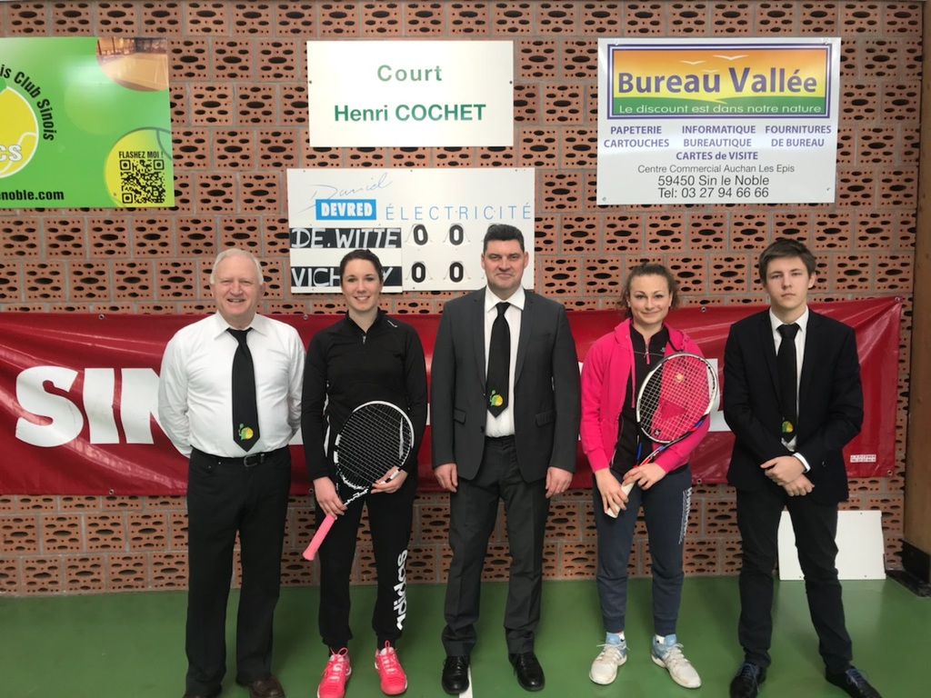 Finalistes open 2018 tennis club sinois