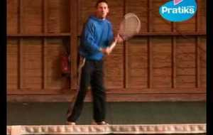 Comment faire le revers lifté au Tennis
