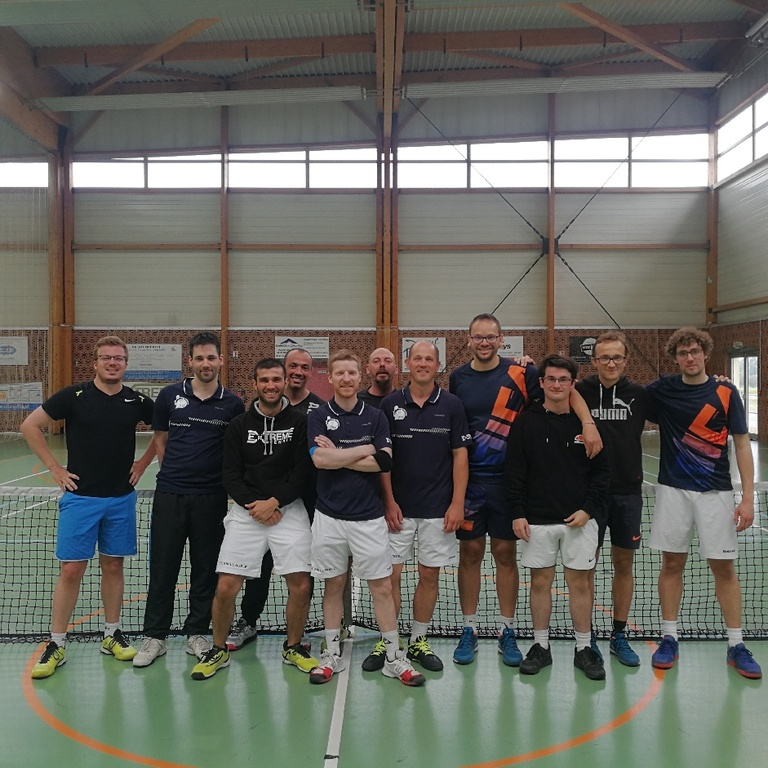 INTERCLUBS MESSIEURS 1