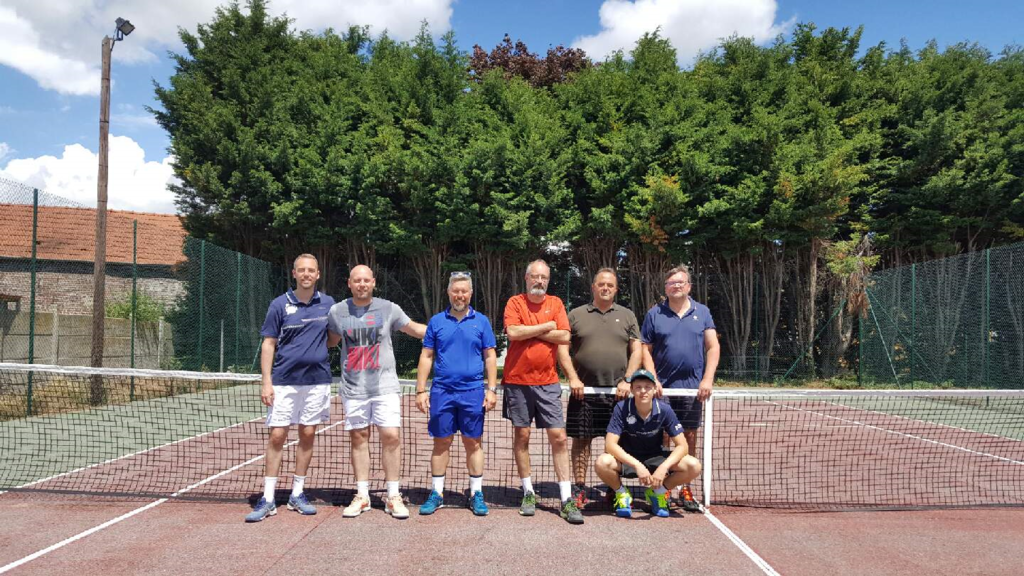 INTERCLUBS MESSIEURS 2 du 16/06/2019