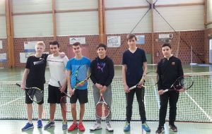 INTERCLUBS 15/16 ANS