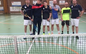 INTERCLUBS MESSIEURS 2 du 01/05/2019