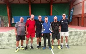 INTERCLUBS + 35 Ans
