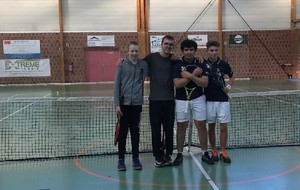 INTERCLUBS 17/18 ANS Equipe 2