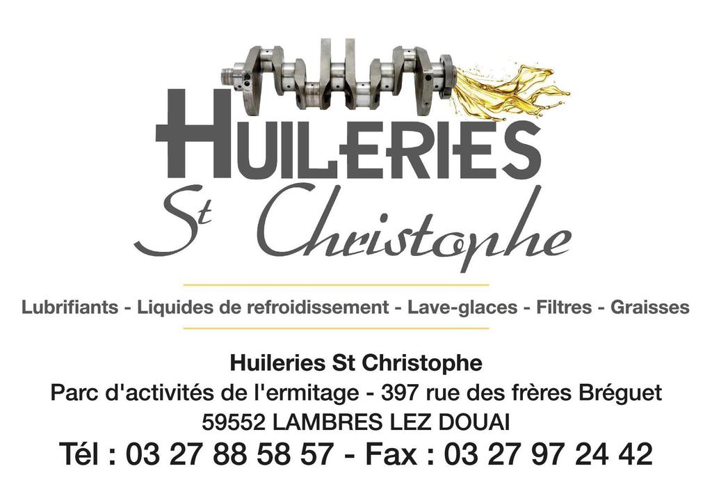 HUILERIES SAINT CHRISTOPHE